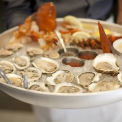 Oyster special lunch